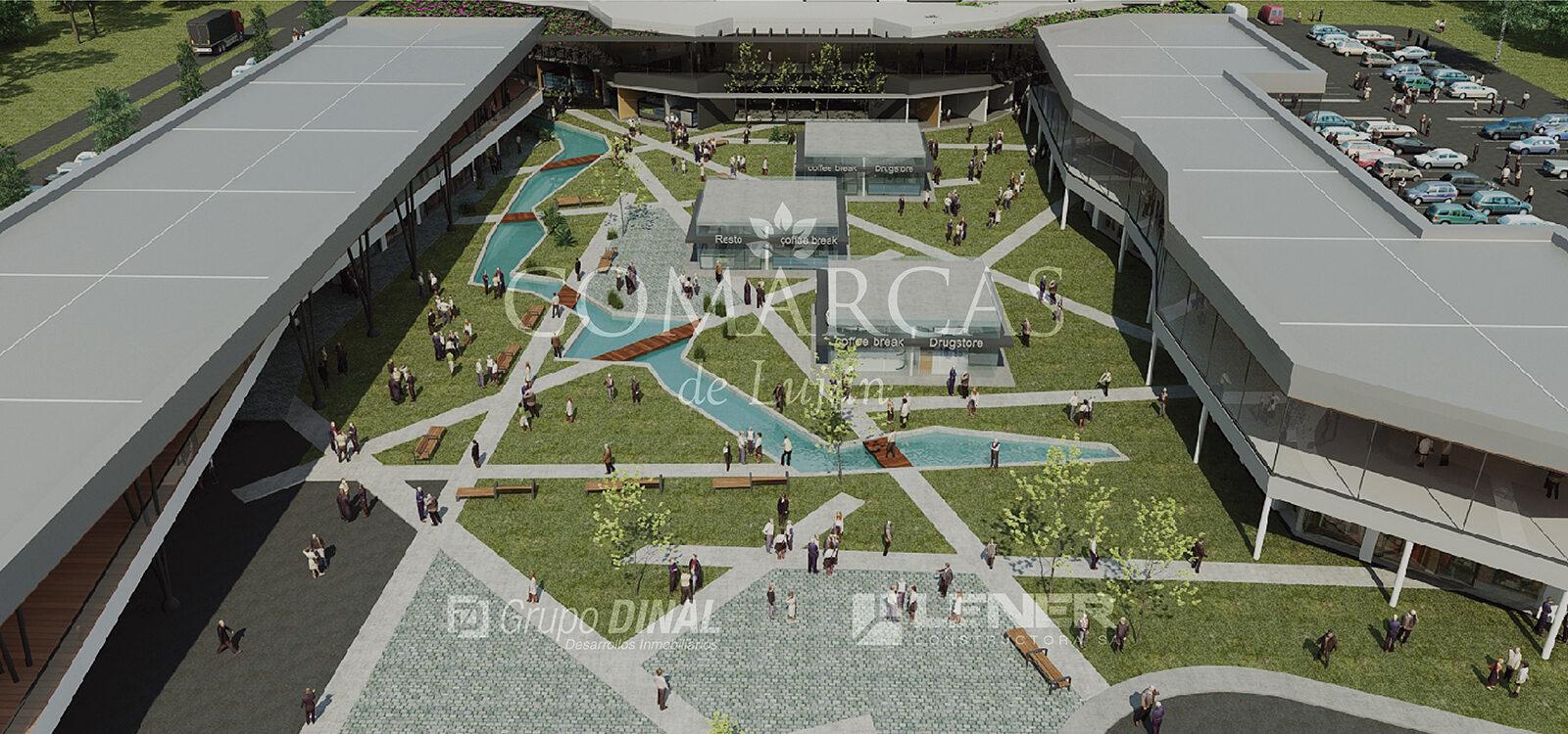 Open Mall Comarcas de Luján